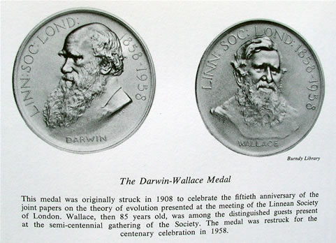 The Darwin-Wallace Medal