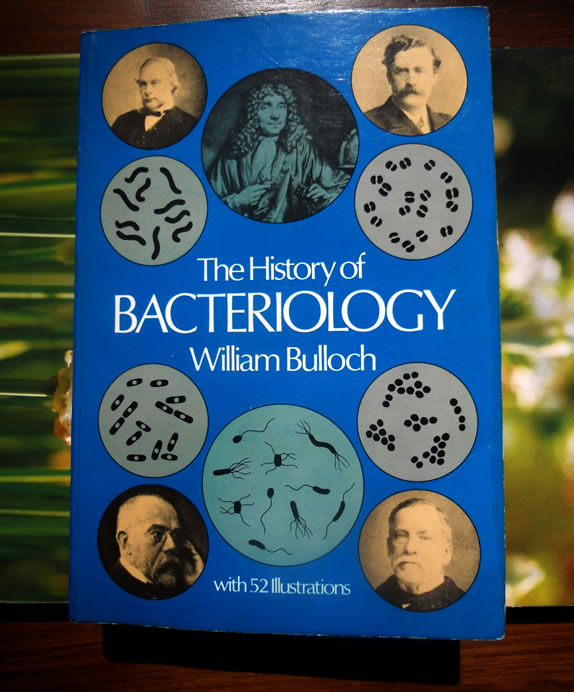 The history of bacteriology